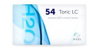 Extreme H20 54% Toric 6pk $57.99