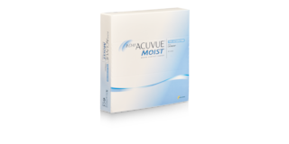 1-DAY ACUVUE® MOIST FOR ASTIGMATISM, 90 Pack $96.99