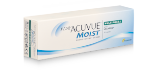 1-DAY ACUVUE® MOIST MULTIFOCAL, 30 Pack $53.99