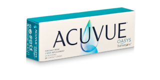 ACUVUE® OASYS with Transitions™, 25 pack $209.99