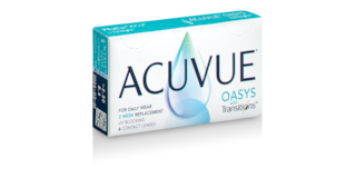 ACUVUE OASYS® with Transitions™, 6 Pack $52.99
