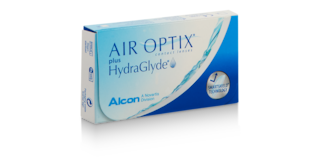 AIR OPTIX® plus HydraGlyde®, 6 pack $58.99