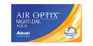 AIR OPTIX® NIGHT & DAY® AQUA 6PK $89.99