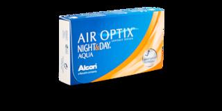 AIR OPTIX® NIGHT & DAY® AQUA, 6 pack $89.99