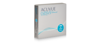 ACUVUE OASYS® 1-Day with HydraLuxe™ Technology, 90 pack $100.99