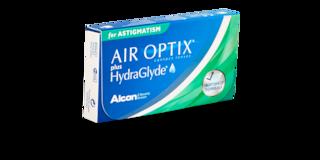 AIR OPTIX® plus HydraGlyde® Astigmatism, 6 pack $72.99