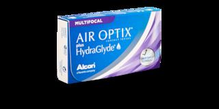 AIR OPTIX® plus Hydraglyde® Multifocal, 6 pack $92.99