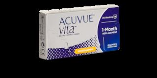 ACUVUE® VITA for ASTIGMATISM, 6 pack $73.99