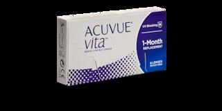 ACUVUE® VITA, 6 pack $69.99