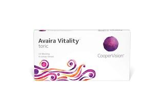 AVAIRA VITALITY TORIC 6 PK $45.99