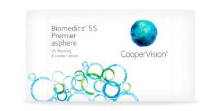 Biomedics 55 Premier 6PK $29.99