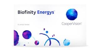 BIOFINITY ENERGYS 6 PK $62.99