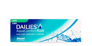 Dailies® Aquacomfort Plus® Toric - 30 Pack $87.99