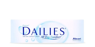 FOCUS® DAILIES® Aquarelease 30pk $37.99