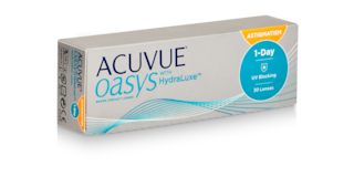ACUVUE OASYS® 1-Day For Astigmatism, 30 pack $49.99