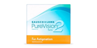 Purevision 2 For Astigmatism $65.99
