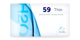 Extreme H20 59% Thin 6pk $41.99